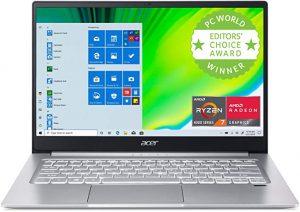 Acer Swift 3 - Best Overall